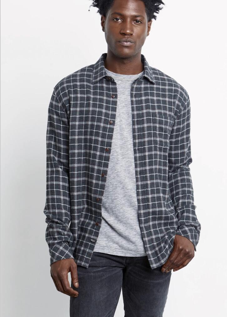 Rails, Lennox, Charcoal/Grey/Brick