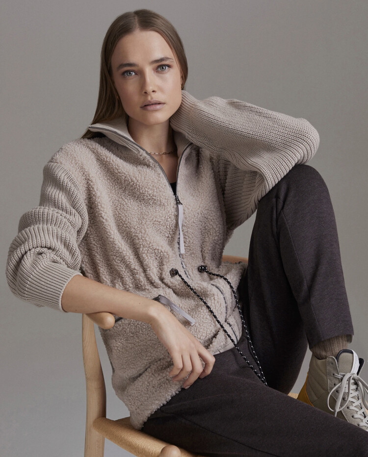 Varley, Westwood Jacket, Silver Grey