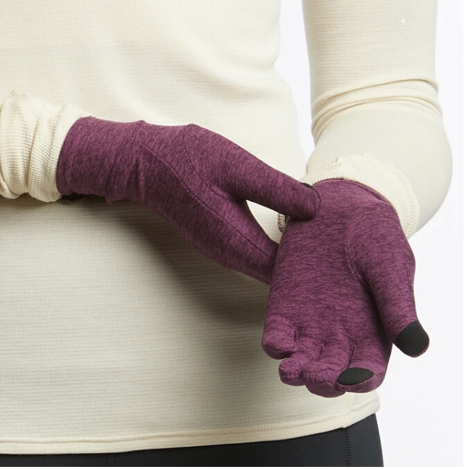 Oiselle, Lux Gloves
