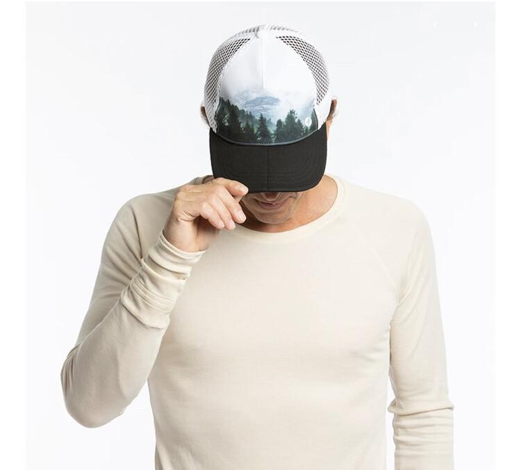 Oiselle, Trucker Hat, Deep Woods