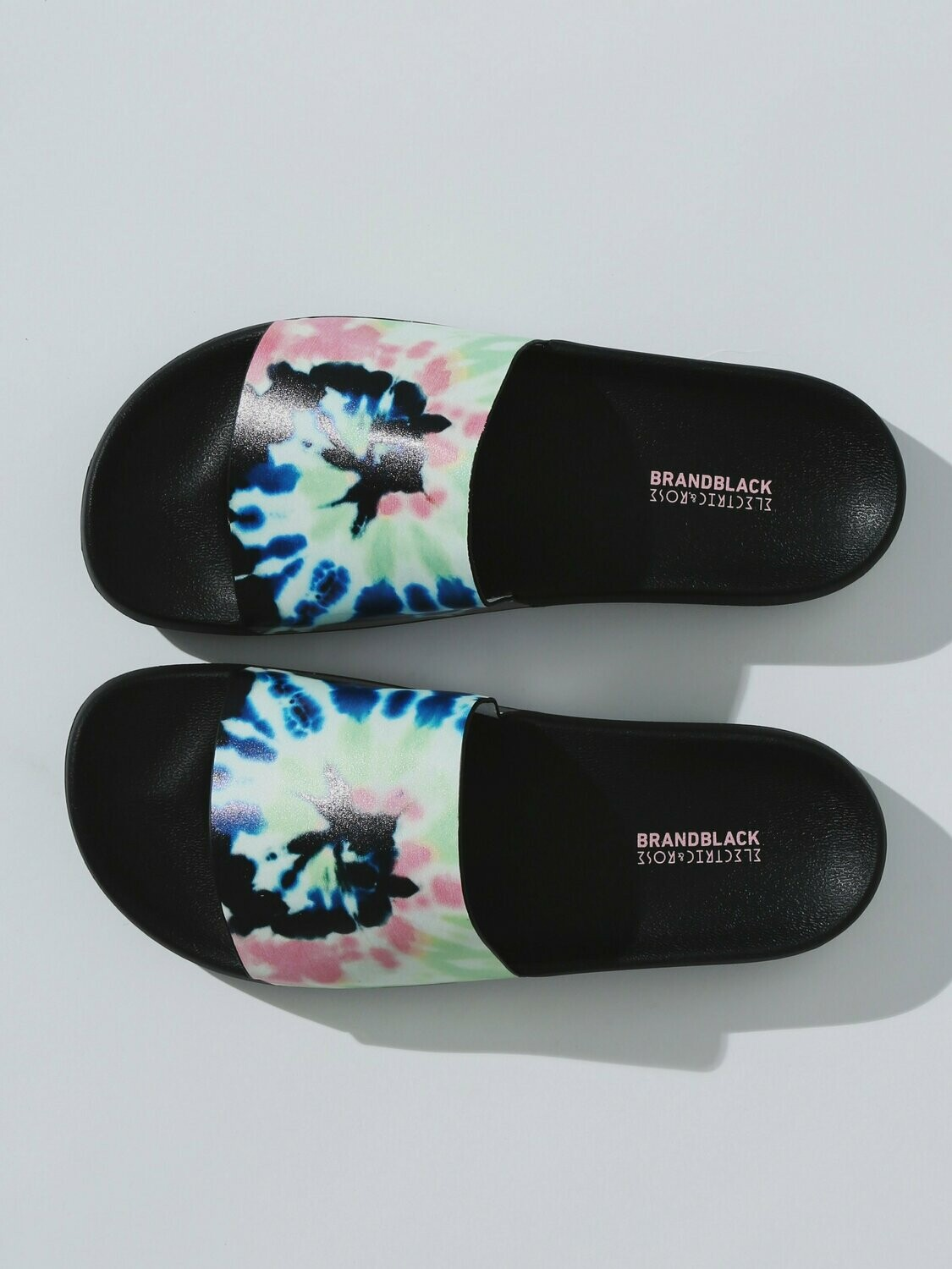 Electric and Rose, Slides, Wave Tie Dye