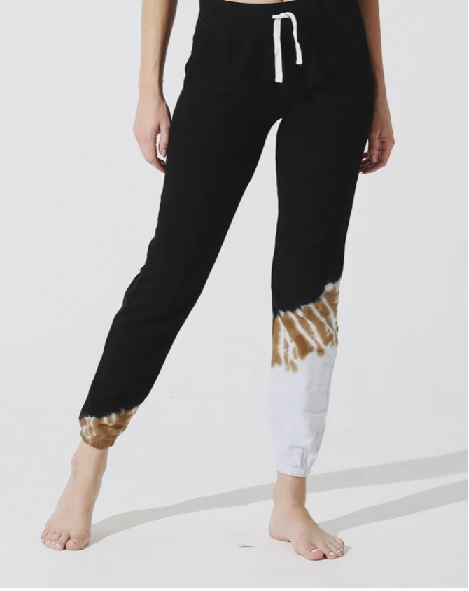 Electric and Rose, Vendemia Jogger, Onyx/Honey