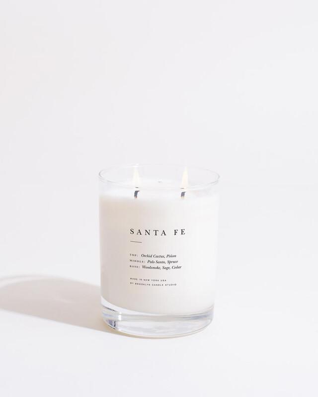 Brooklyn Candle, Escapist, Santa Fe