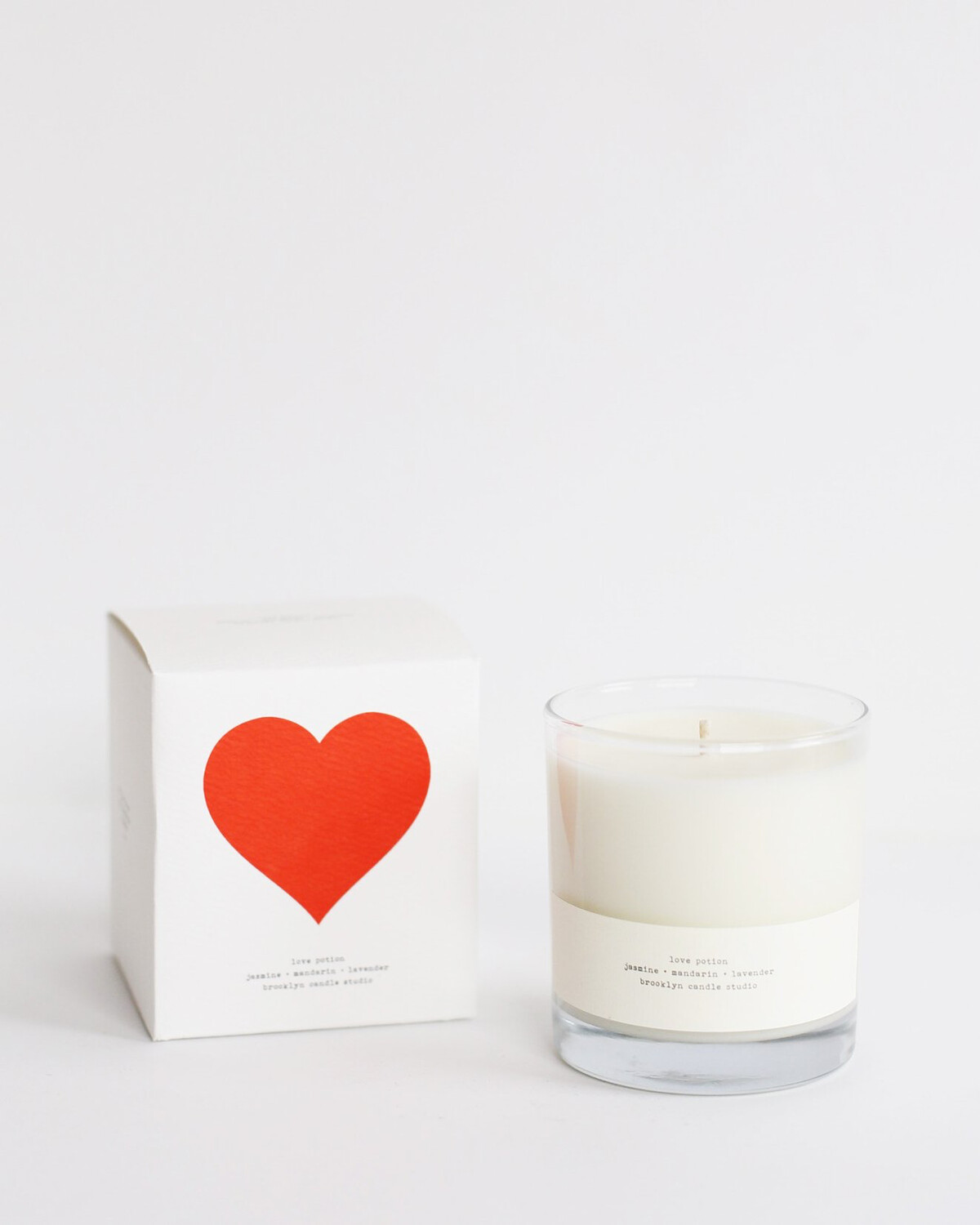 Brooklyn Candle, Limited Edition Love Potion