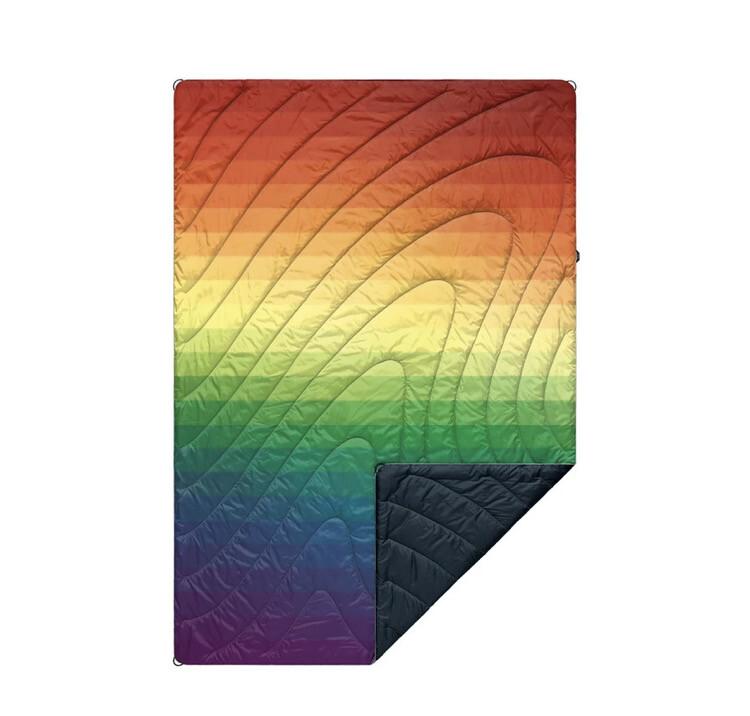 Rumpl, Original Puffy One Person, Rainbow