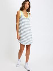 Sol Angeles, Catalina Stripe Dress, Natural