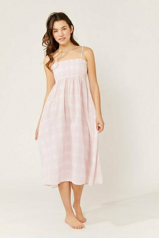 Solid and Striped, Willow Skirt/Dress, Cloud Pink