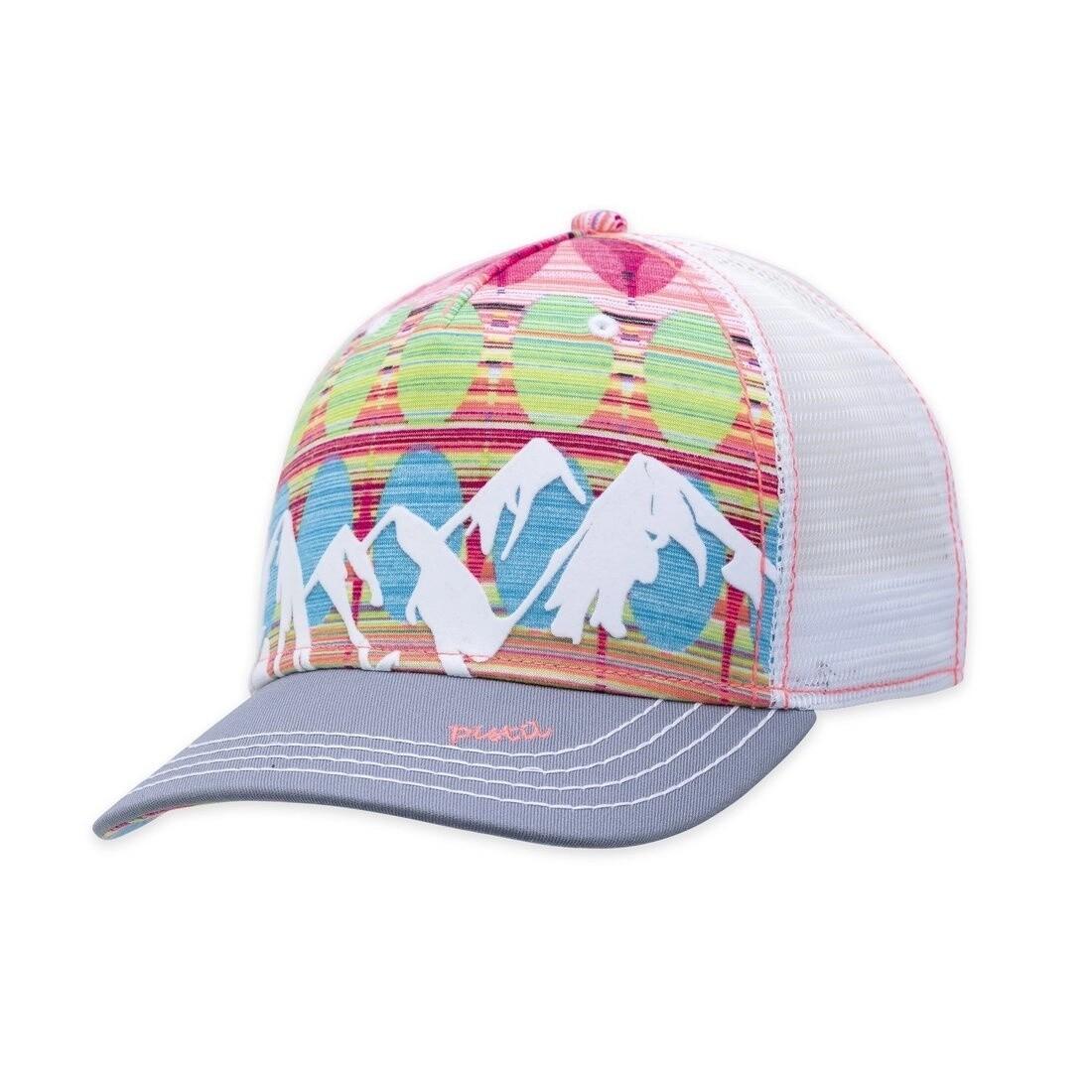 Pistil Designs, McKinley Trucker Hat, Persimmon