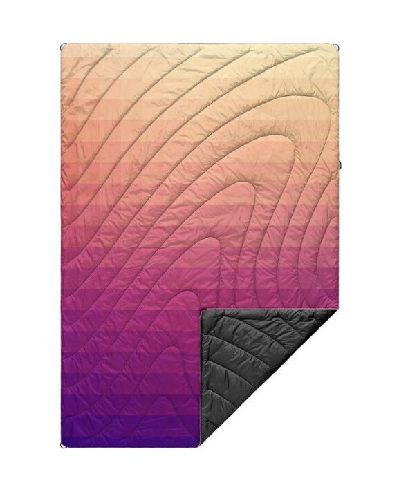 Rumpl, Original Puffy One Person, Dawn Pixel Fade