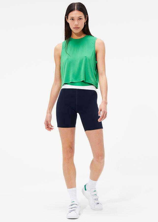 Splits59, Dream TechFlex Shorts, White/Indigo