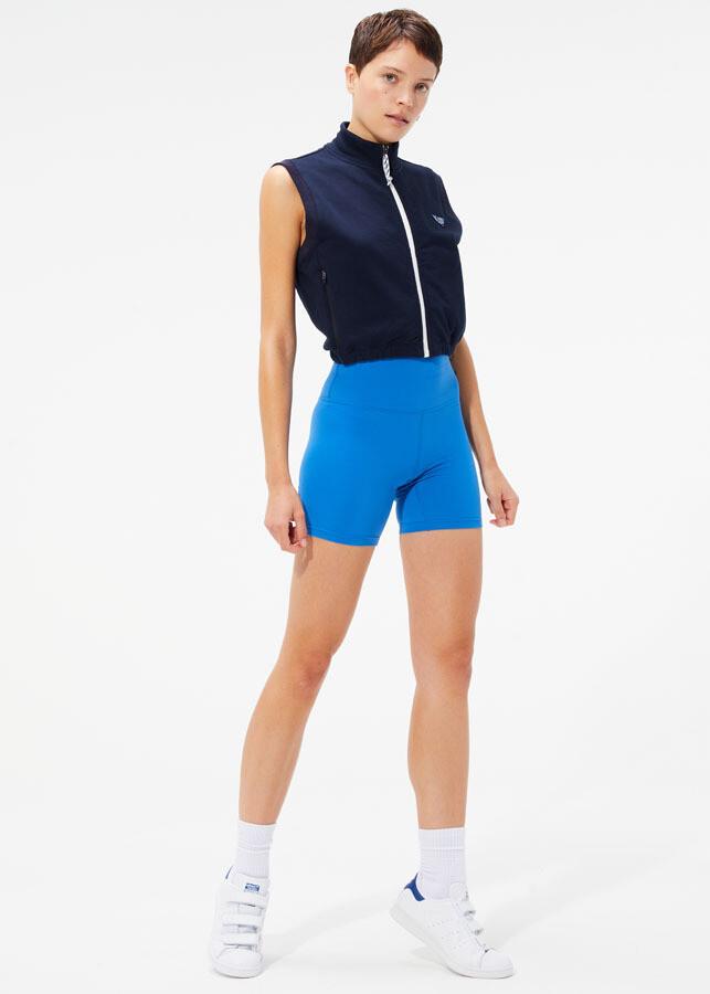 Splits59, Airweight High Waist Short, Persian Blue