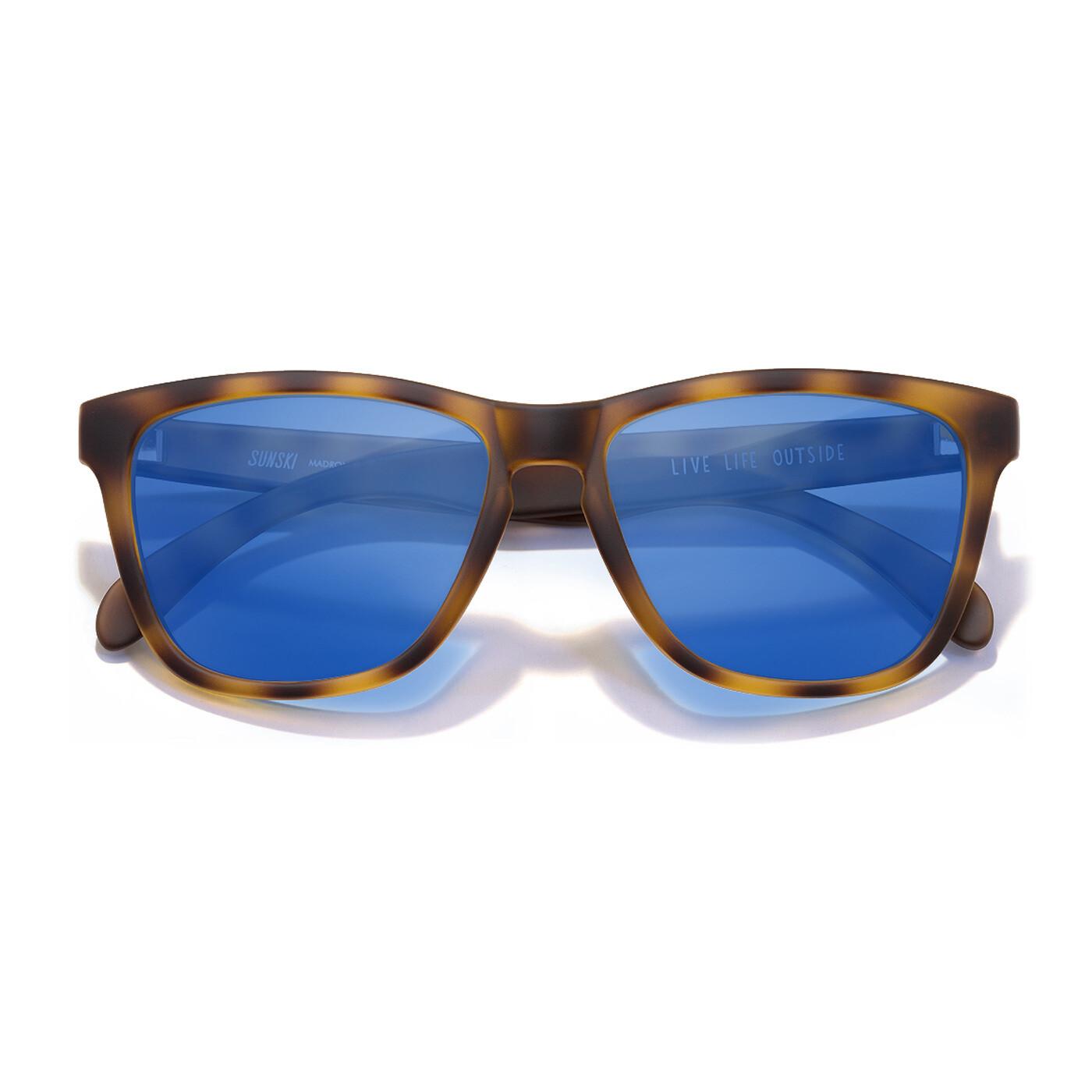 Sunski, Madrona, Tortoise Blue