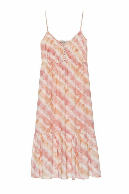 Rails, Delilah, Sunset Tie Dye