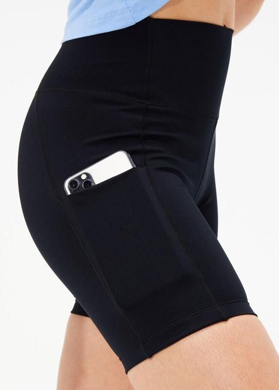 Splits59, Tread Short with pocket, Black