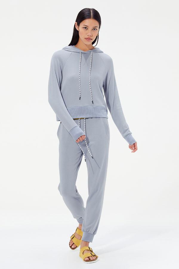 Splits59, Norma Light Fleece Sweatshirt, Mouse
