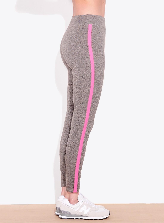 Sundry, Yoga Pant w/ Side Contrast, Oatmeal