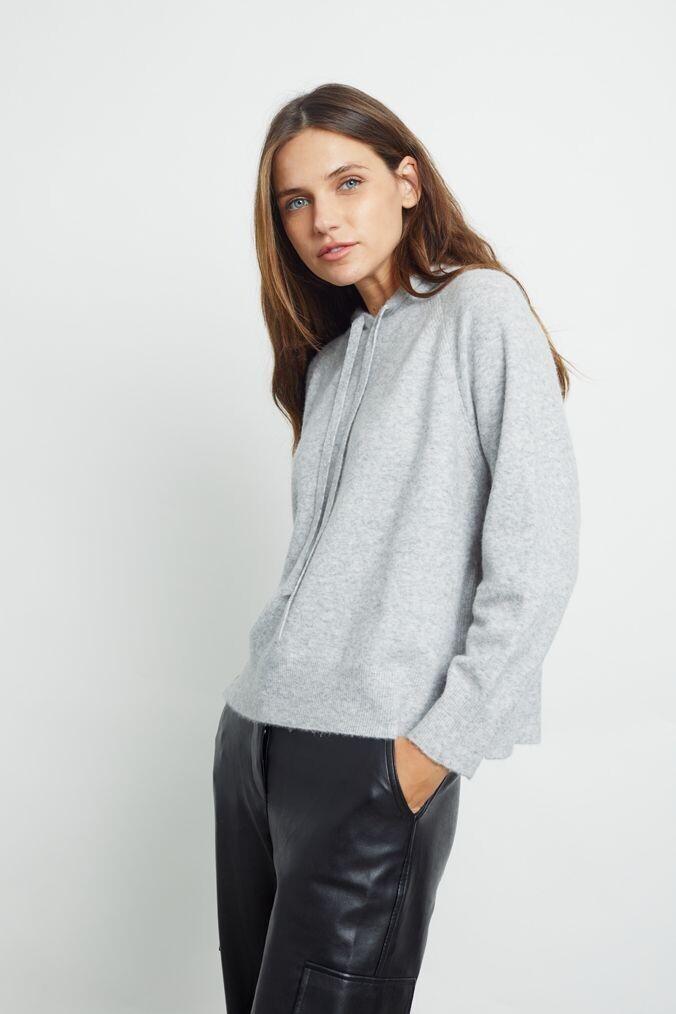 Rails, Aster (Cashmere Blend), Grey