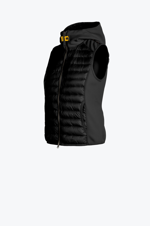 Parajumpers, Nikky Vest, Black