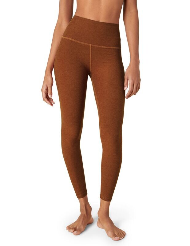 Beyond Yoga, SD3243, Midi Legging, Copper