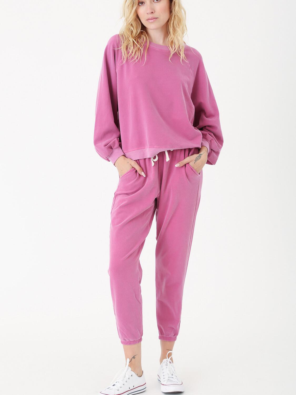 Electric and Rose, Mercury Sweatshirt, V. Fushcia