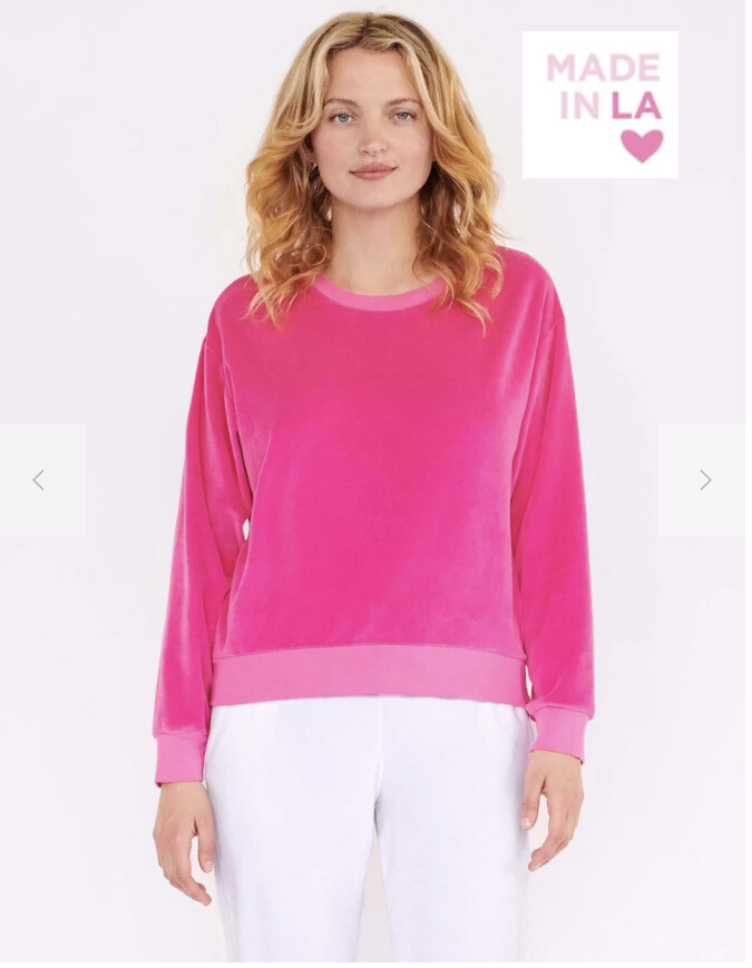 Sundry, Side Zip Sweatshirt
