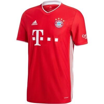 "ADIDAS Herren Fußballtrikot FC Bayern Home Saison 2020/2021""Replica"