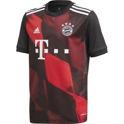 ADIDAS Kinder Trikot FC bayer München 3 JSY Saison 2020/21