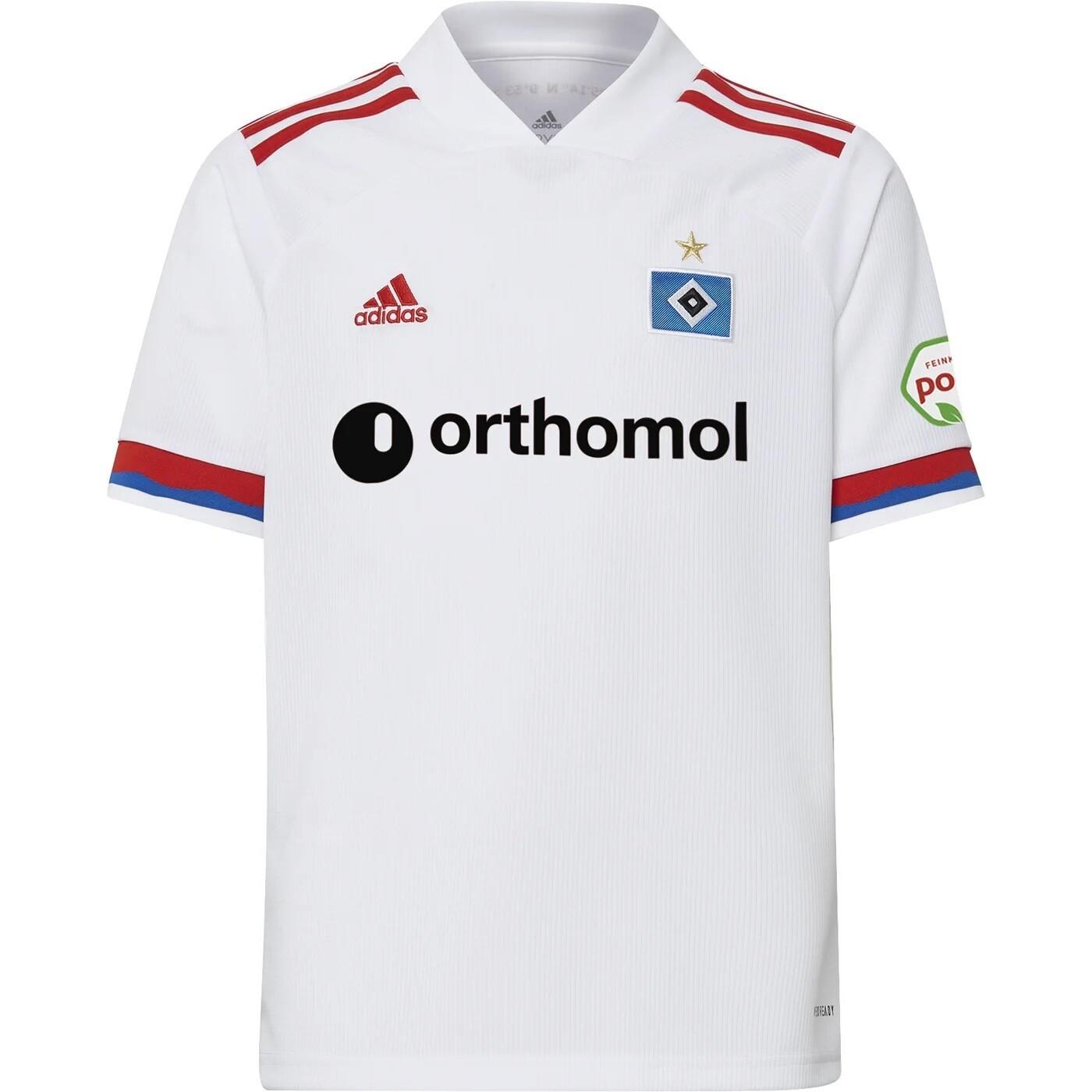 ADIDAS Herren Trikot Hamburger SV Home 2020/21