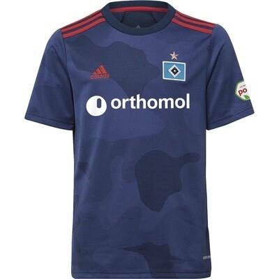 ADIDAS Kinder Trikot Hamburger SV Away 2020/21