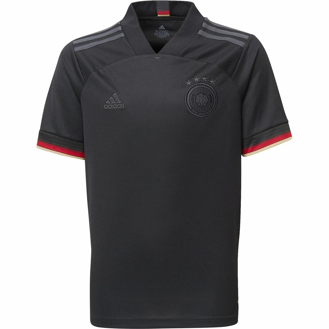 Adidas Kinder Auswärtstrikot DFB