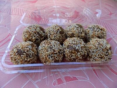 Sesame Date Energy Balls, pkg of 8