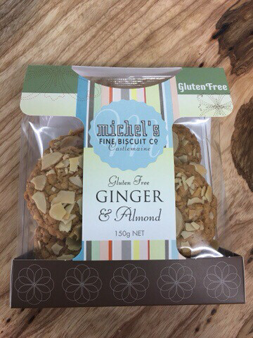 G.F. Ginger & Almond