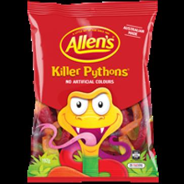 Allens Killer Pythons 192G