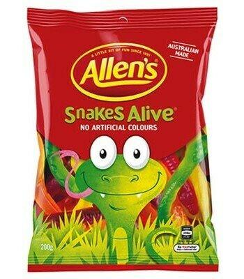 Allens Snakes Alive 200G