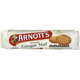 Arno Ginger Nut 250G