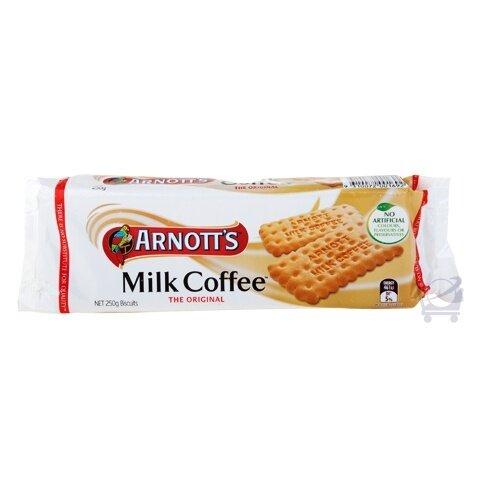 Arnotts Milk Coffee 250G