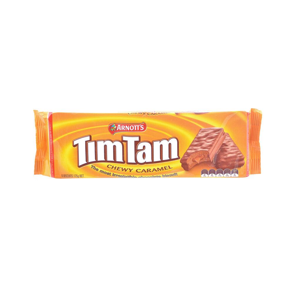 Tim Tam Chewy Caramel 175G