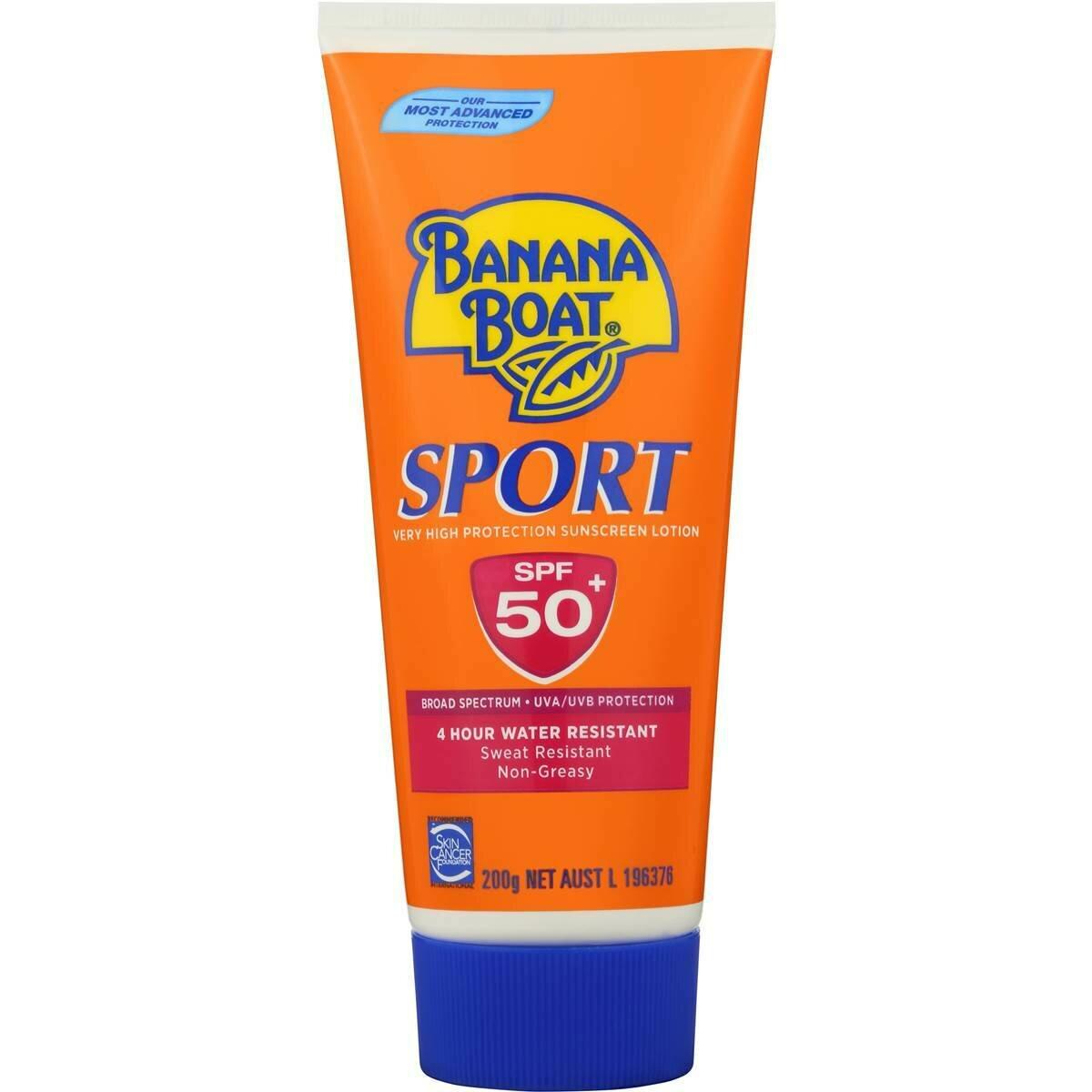 Banana Boat SPF 50+ 200g