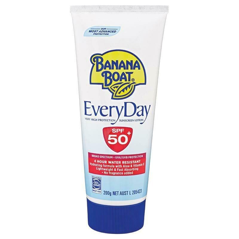Banana Boat Every Day SPF 50+ 200G