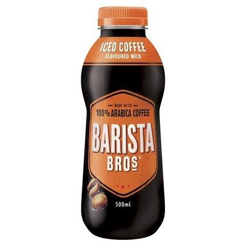 Barista Bros Iced Coffee 500ML