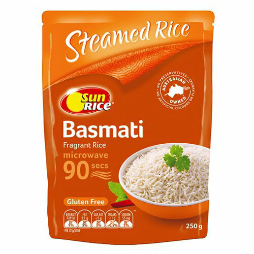Basmati Rice 250G