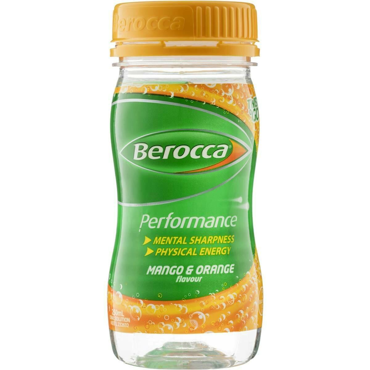 Berocca Orange & Mango 250ML