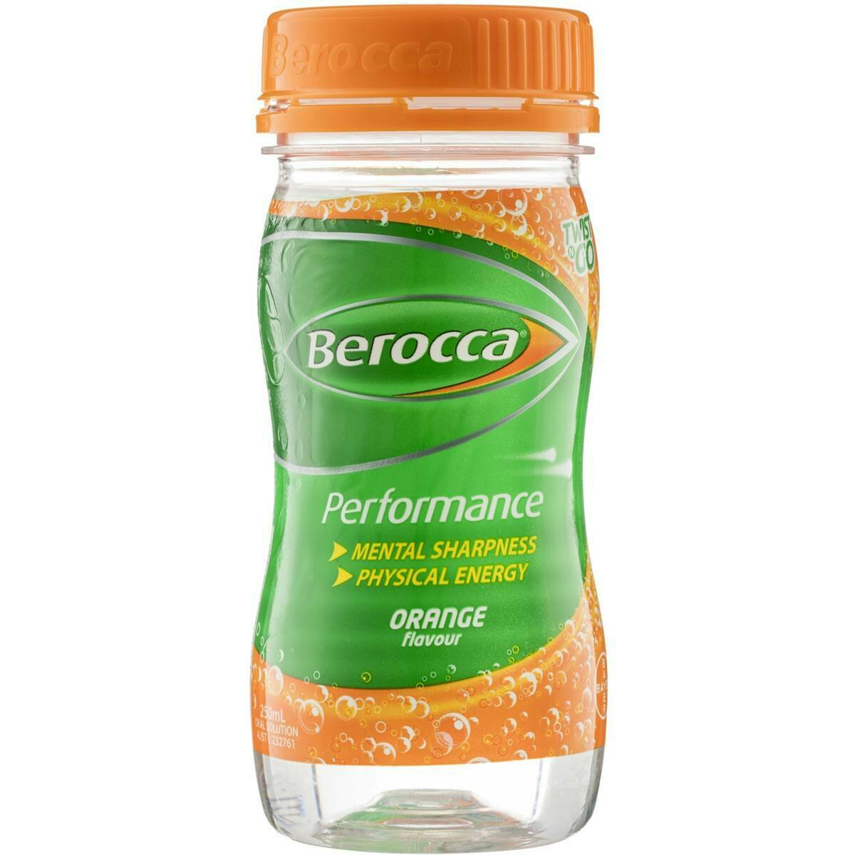 Berocca Orange 250ML