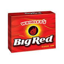 American Wrigley Big Red