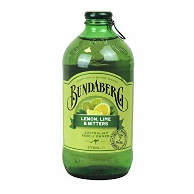 Bundaberg Lemon, Lime & Bitters 375ML