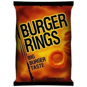 Burger Rings 100g