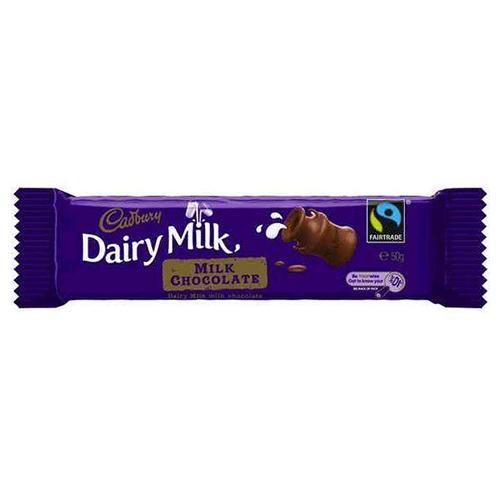 Cadbury Milk Chocolate 50G