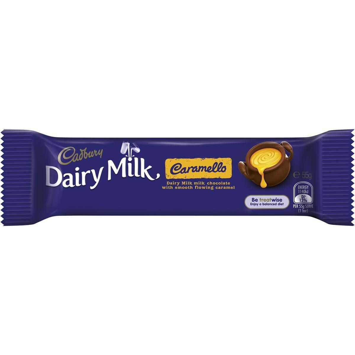 Cadbury Caramello 55G