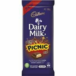 Cadbury Picnic 200G