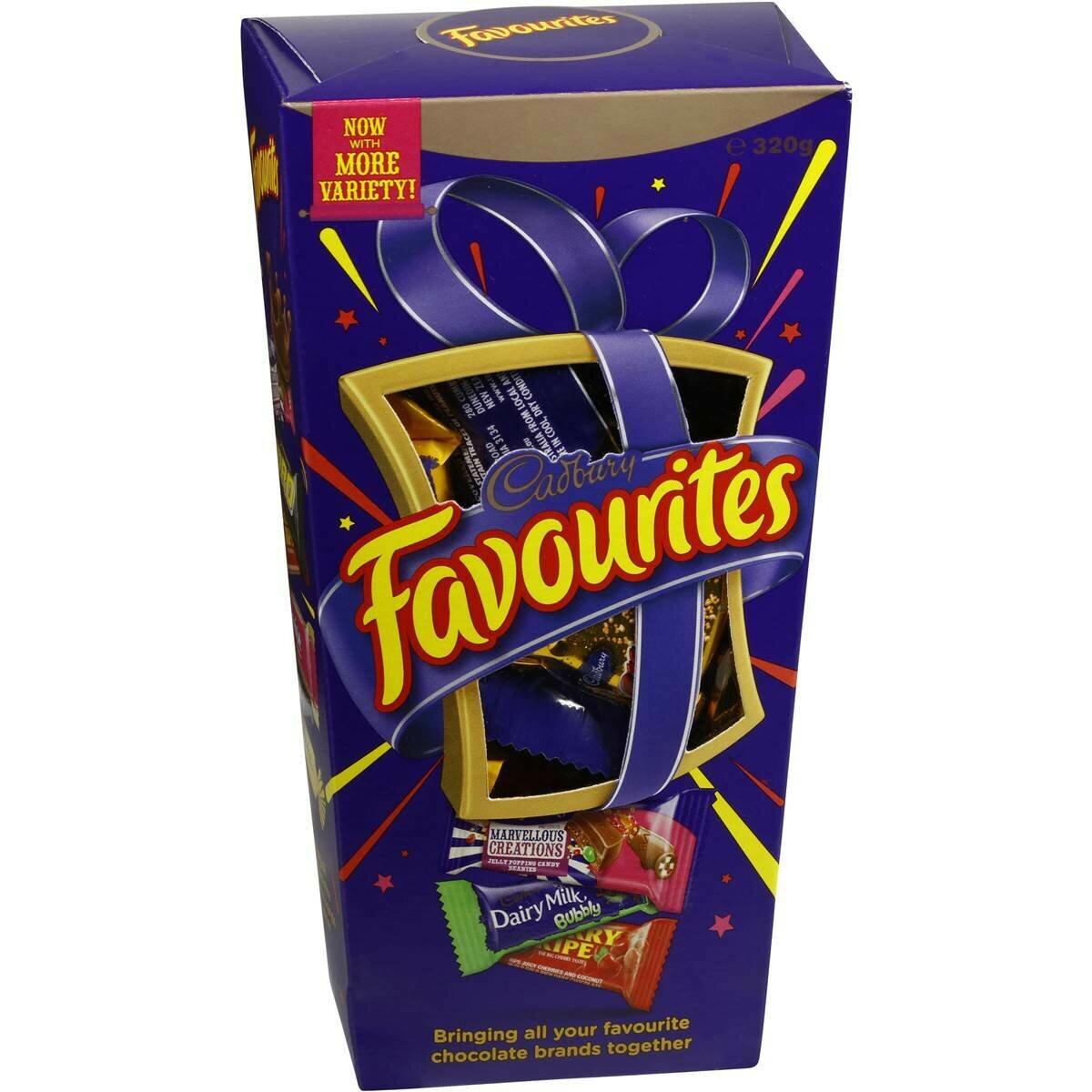 Cadbury Favorites 320G